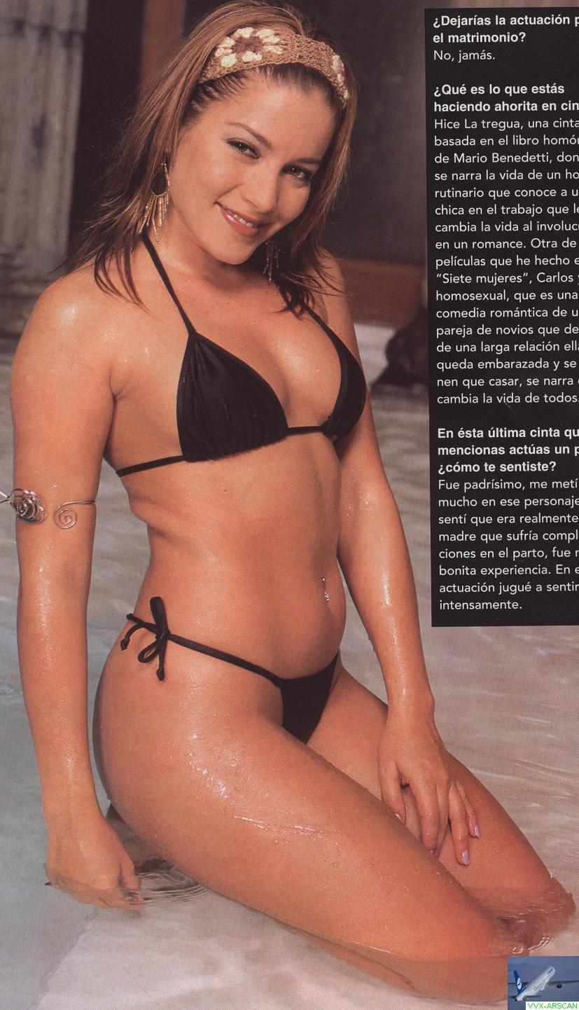 Fonseca desnuda adriana