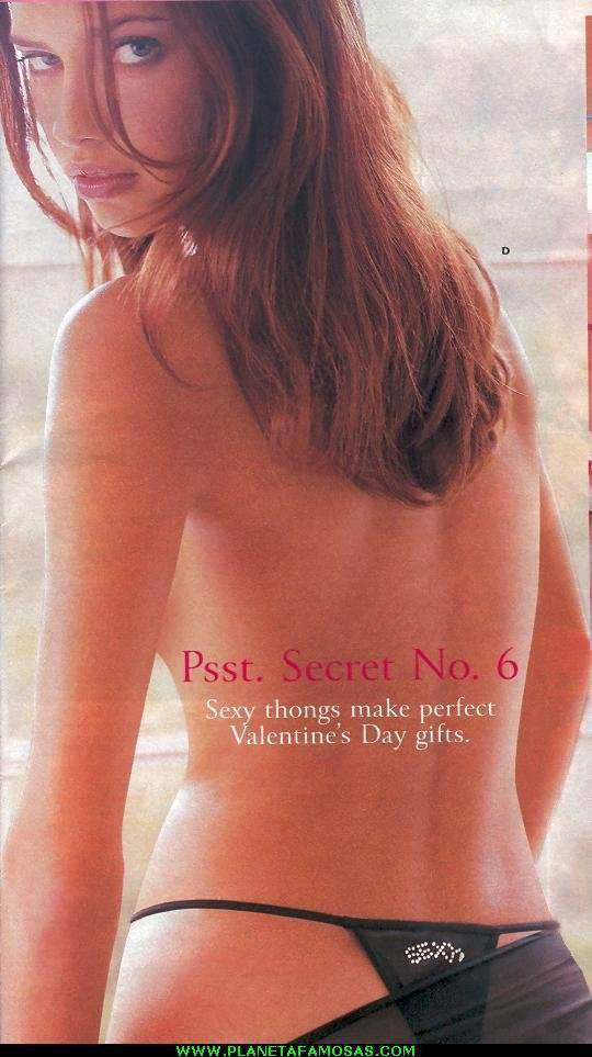 Fotos de la cinta de sexo de Adriana Lima