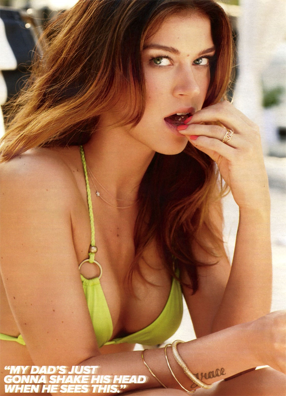 Adrianne Palicki Desnuda Página 2 Fotos Desnuda Descuido Topless