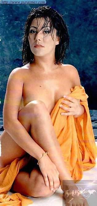 Alejandra guzman naked in playboy mexico