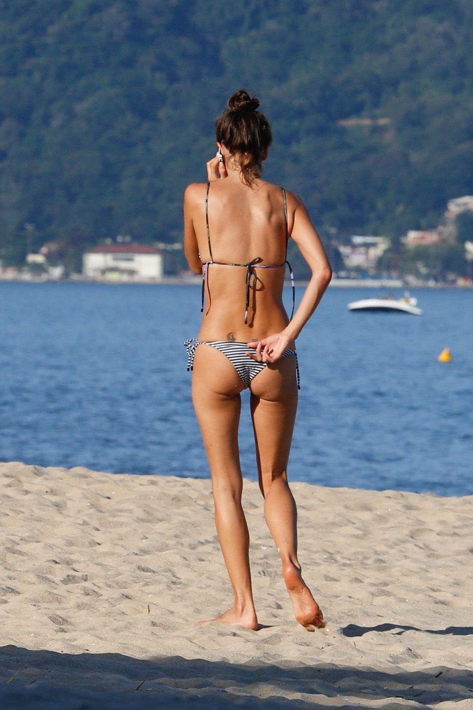 Alessandra ambrosio nude sex scene in verdades secretas - 2 part 3
