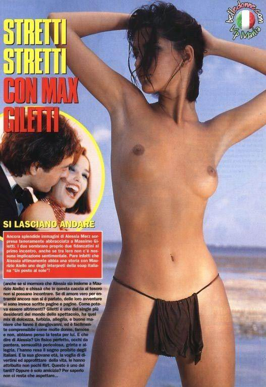 Alessia merz naked