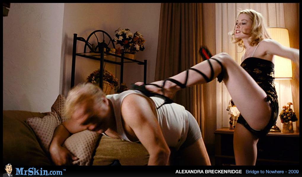 alexandra breckenridge nude naked pics and videos