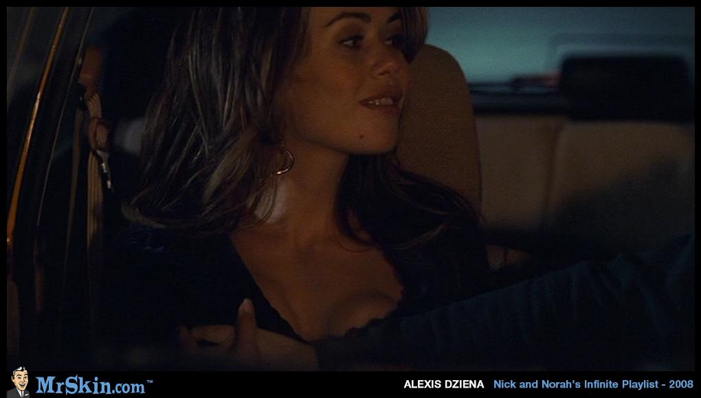 Alexis dziena flores rotas desnudos