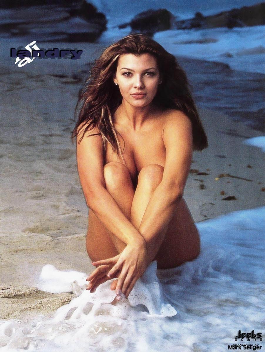 Has Ali Landry ever been nude? -