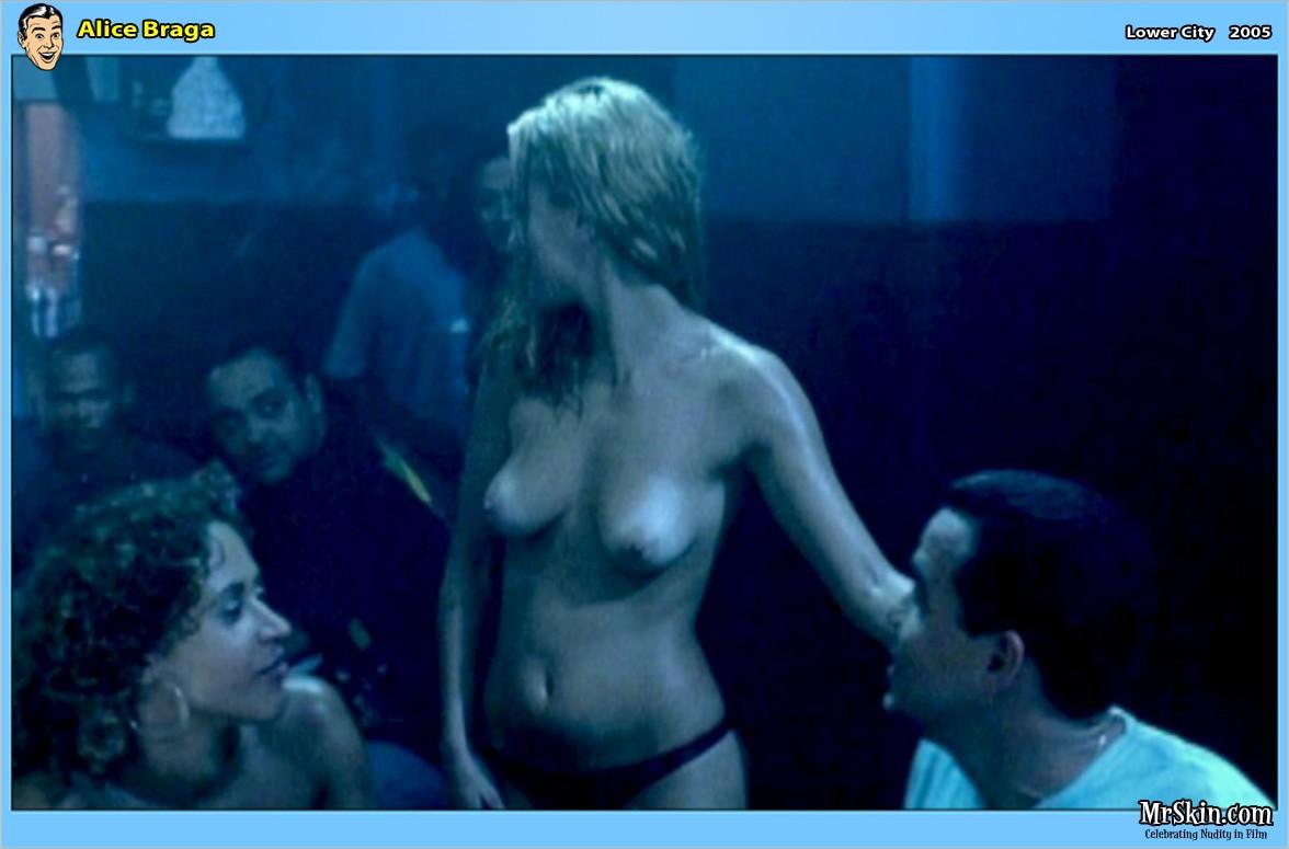 Alice Braga Desnuda Página 3 Fotos Desnuda Descuido Topless