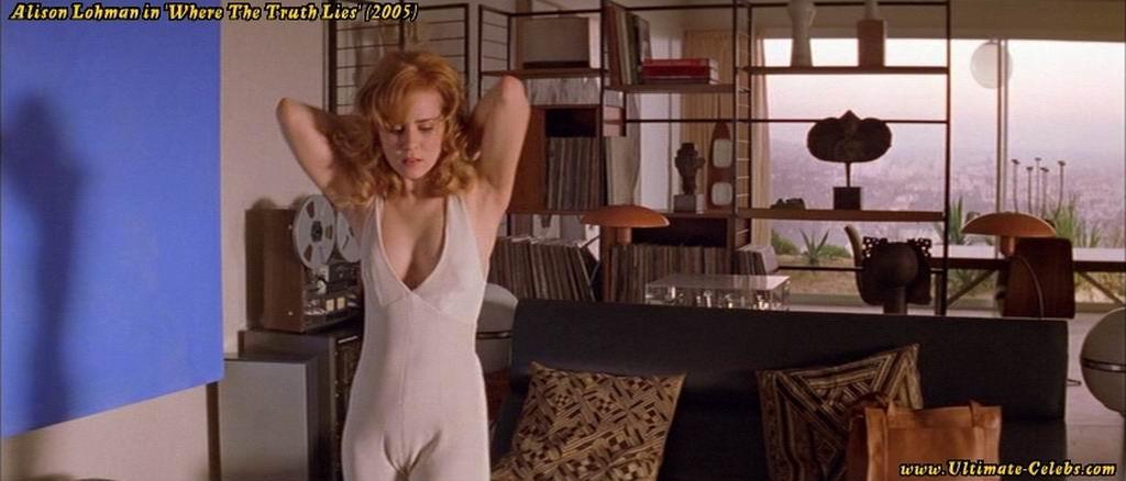 Lohman nude alison