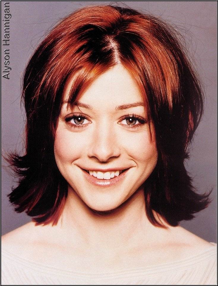 Alyson hannigan facial blow job horny