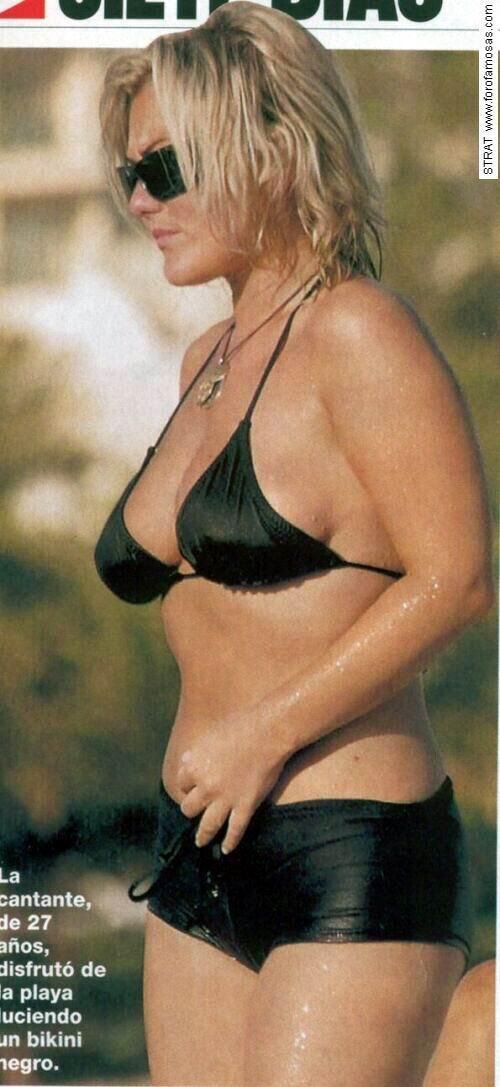 Amaia Montero Desnuda Página 2 Fotos Desnuda Descuido Topless