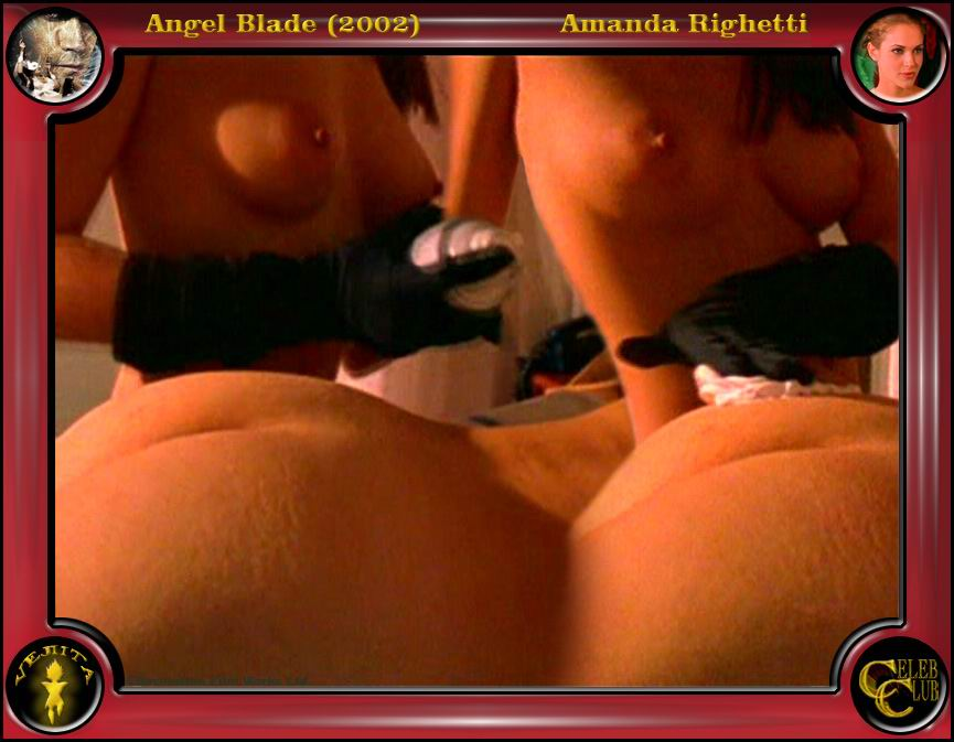 Amanda Righetti Nude Naked Pics And Videos Imperiodefamosas