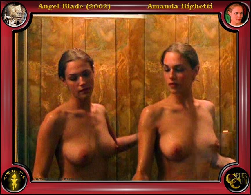 Righetti  nackt Amanda Amanda Righetti