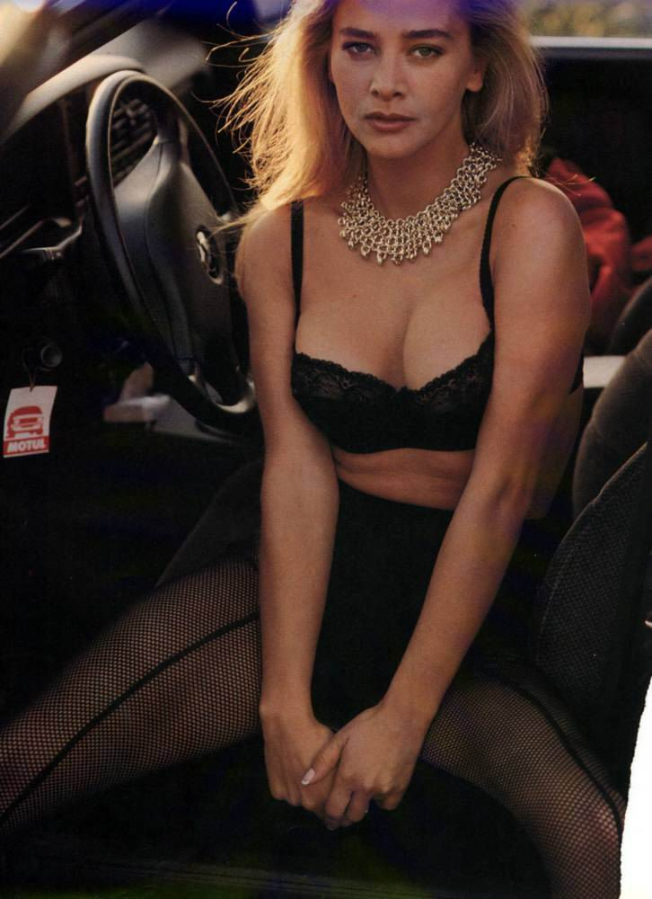 Susana reche striptease from unknown tv prog 6