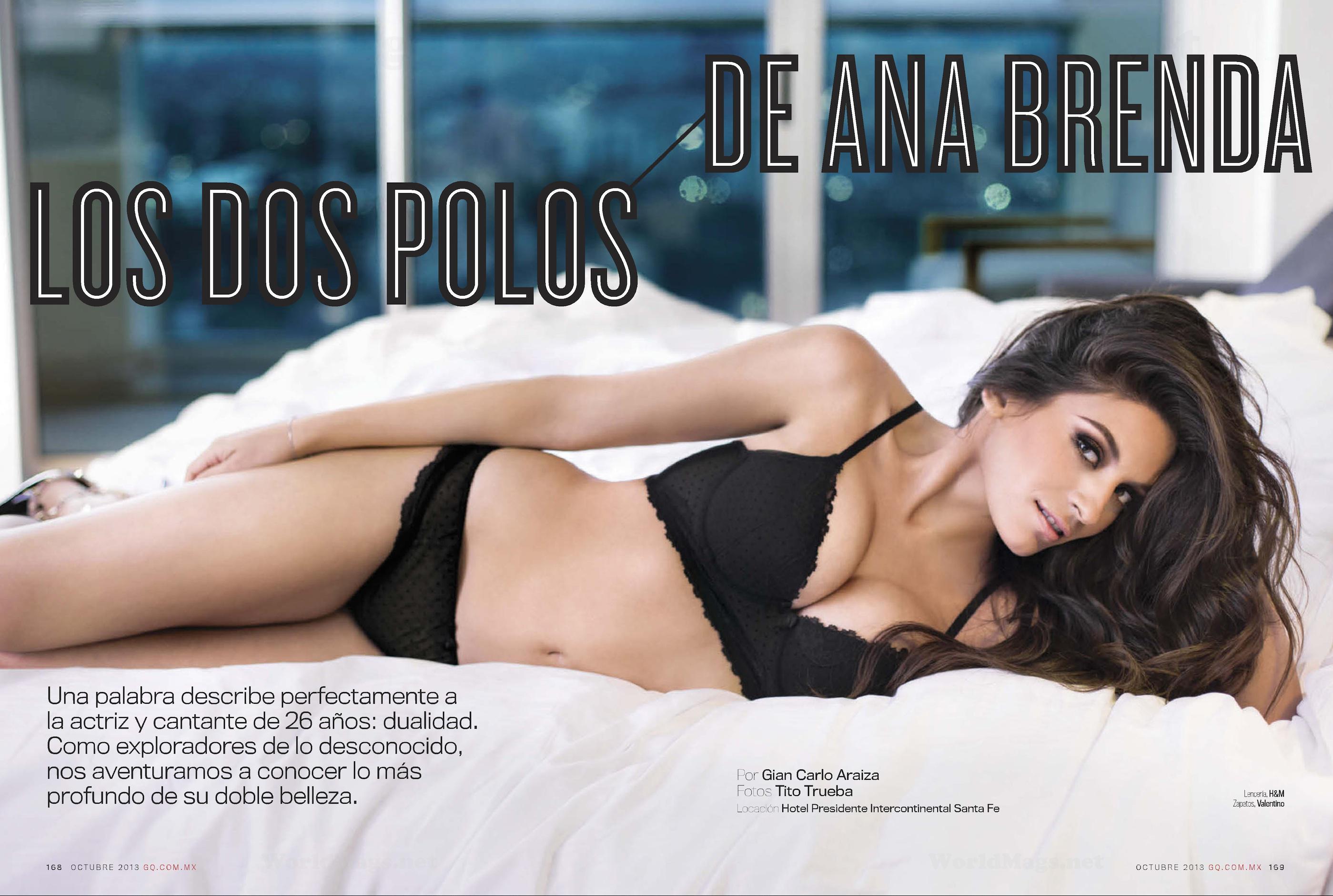 Ana Brenda Contreras Sex Video ana brenda contreras nude, naked - pics and videos