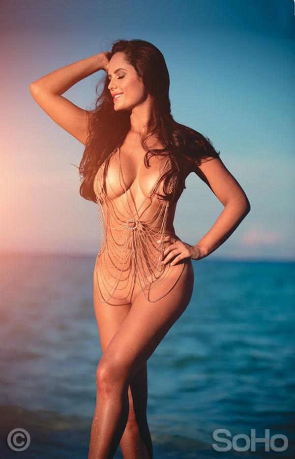 New bikini models