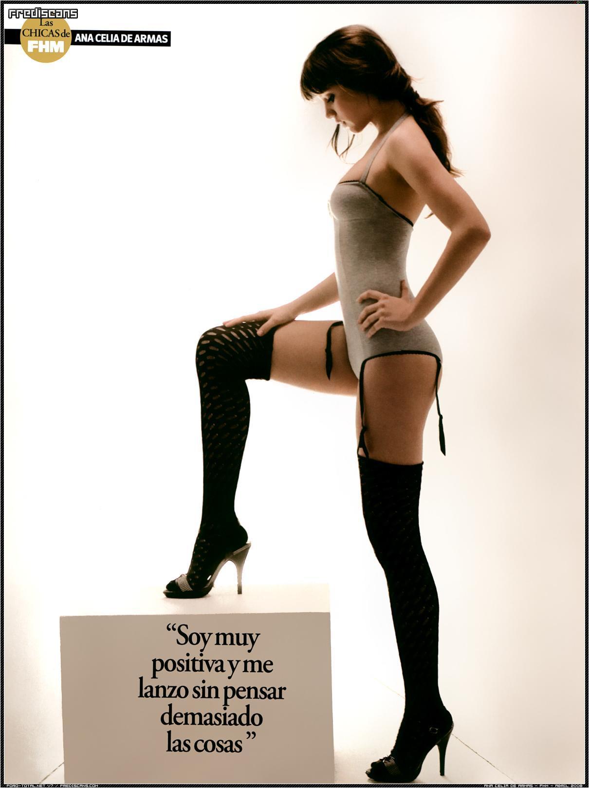 Ana Celia De Armas Sex fhm - pics of ana de armas in fhm - imperiodefamosas