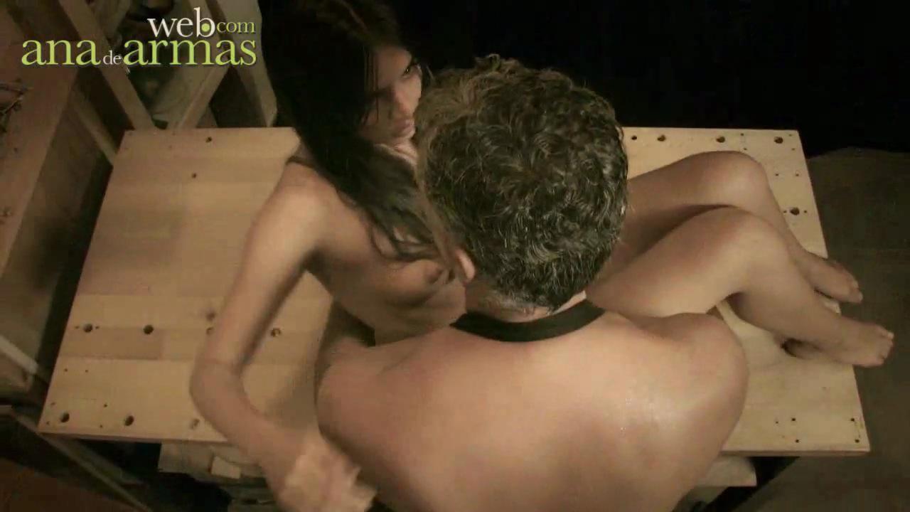 Ana de armas lorenza izzo knock knock 2015 - 2 part 6