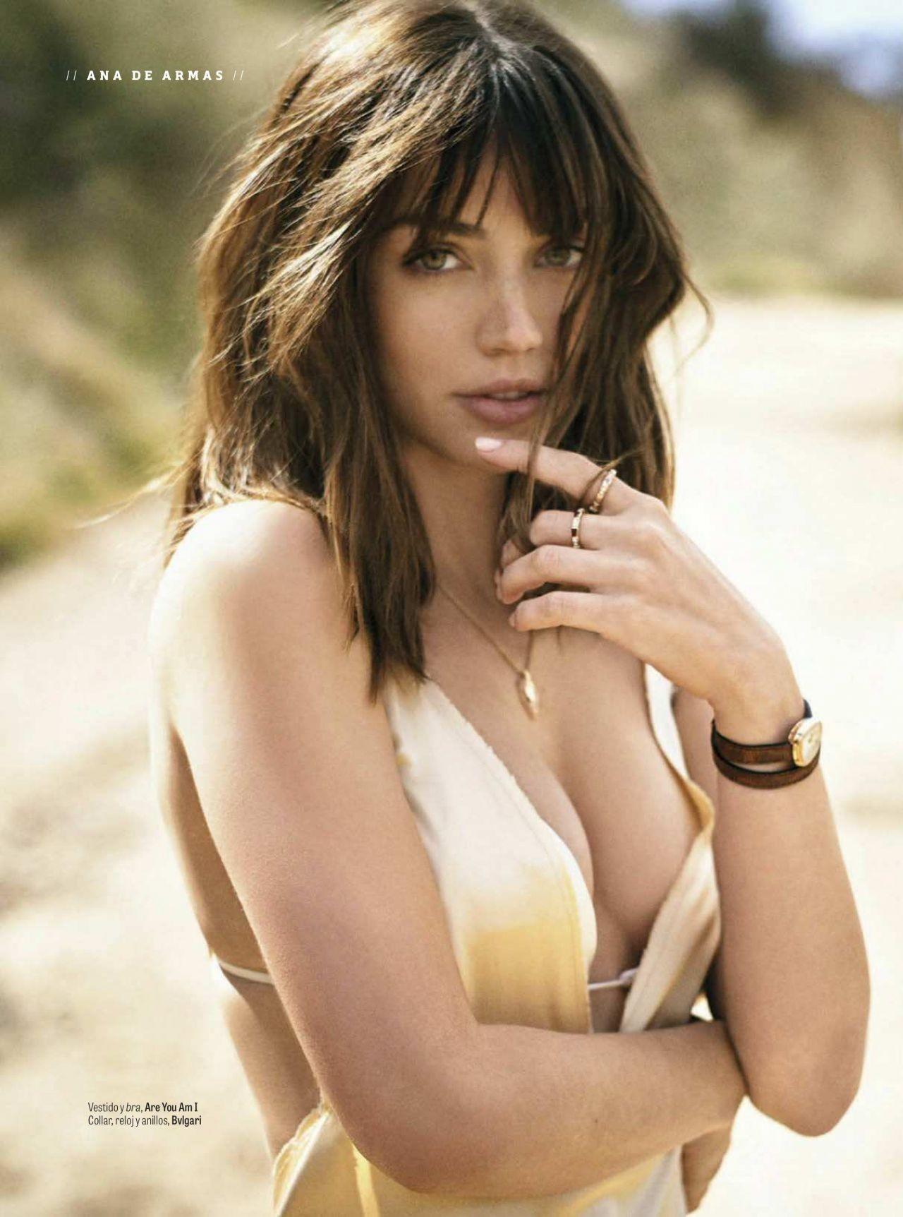 Ana De Armas Desnuda Fotos Y Vídeos Imperiodefamosas