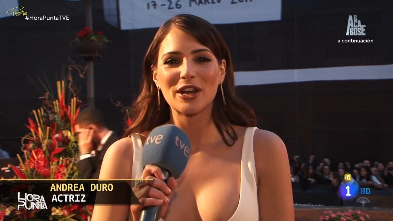 Andrea Duro Descuido andrea duro - página 4 fotos desnuda, descuido, topless