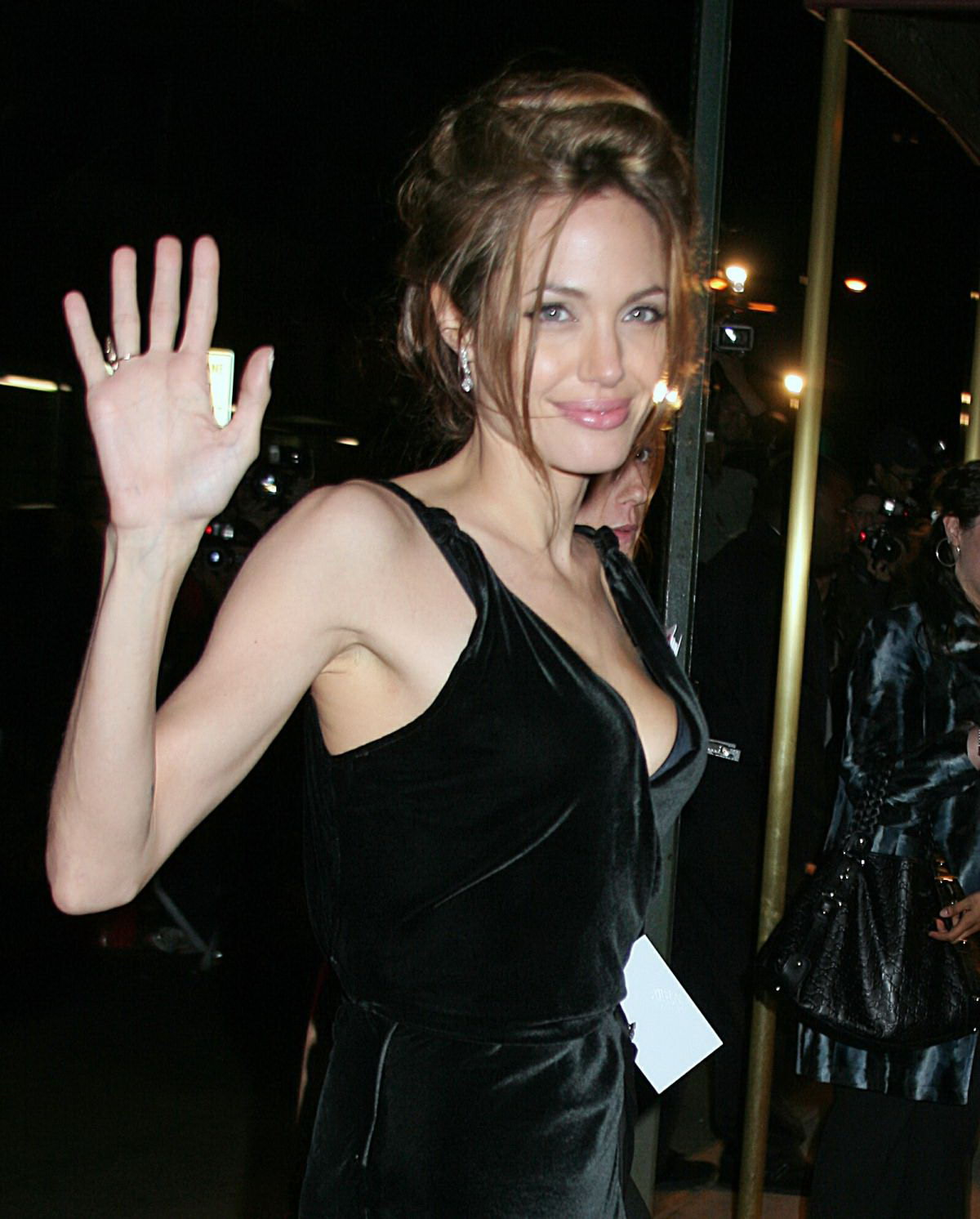 Angelina jolie cyborg topless compilation - 1 part 1