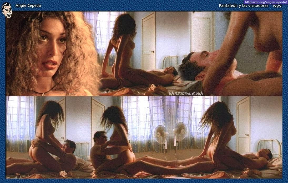 Angie Cepeda Desnuda Página 3 Fotos Desnuda Descuido Topless