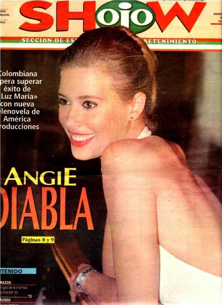 Angie Cepeda Desnuda angie cepeda - página 3 fotos desnuda, descuido, topless