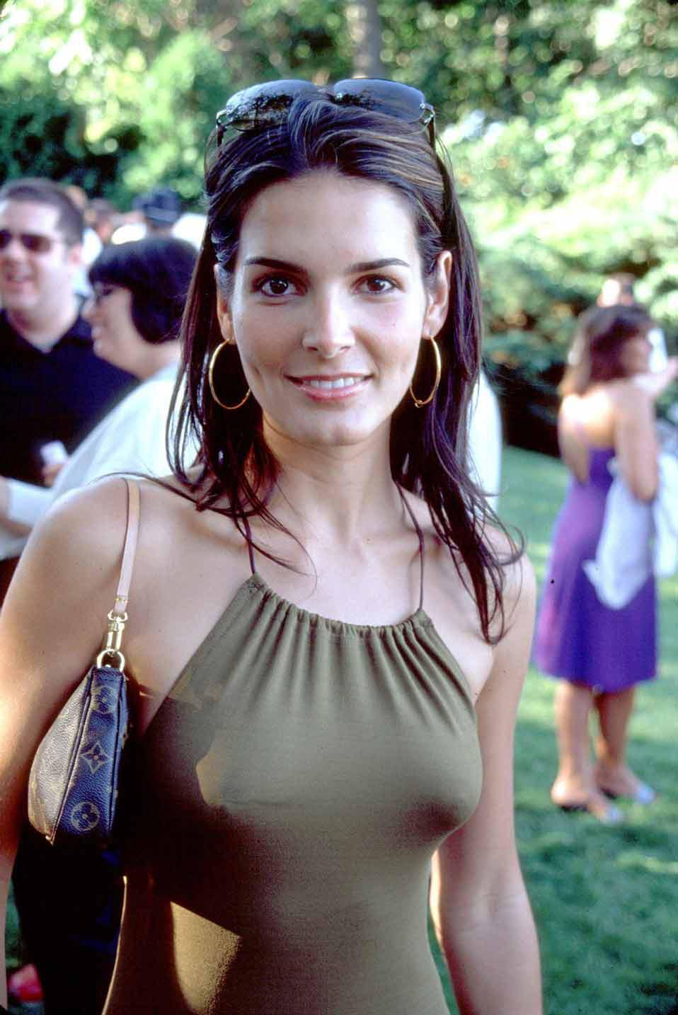 naked Topless Angie Harmon (31 foto) Sexy, Instagram, lingerie