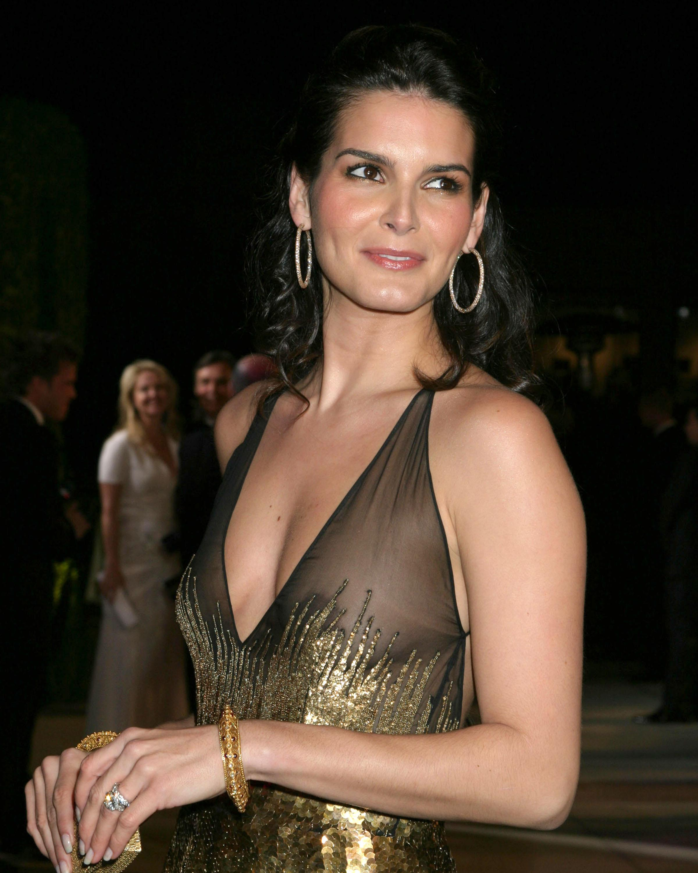 Angie harmon nude covered rizzoli and isles - 2 part 1