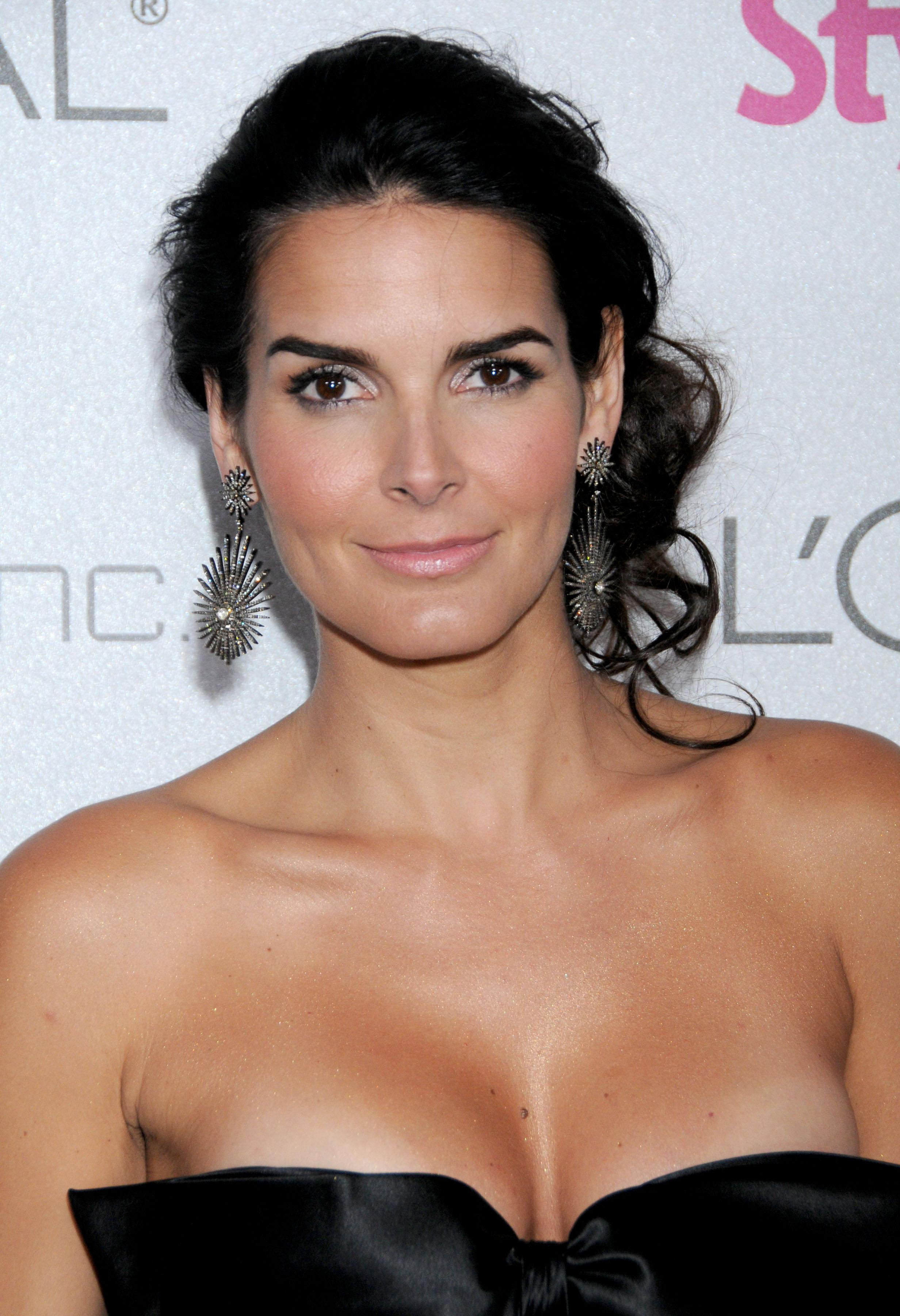 Angie Harmon Nude, Naked - Pics And Videos - Imperiodefamosas-3826