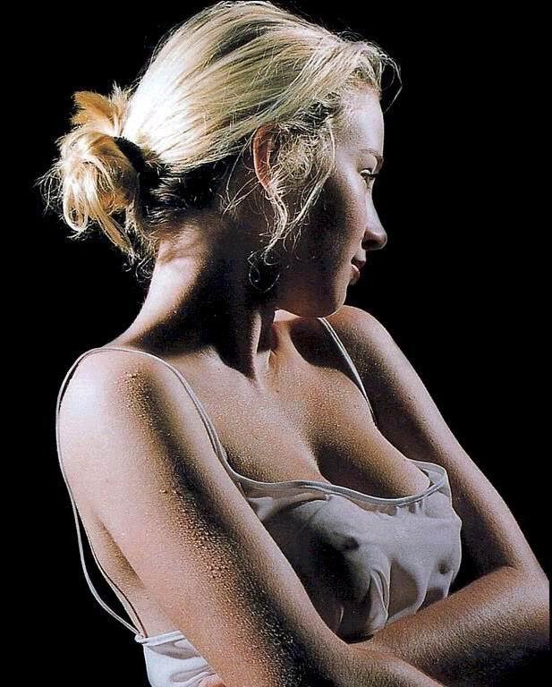 Nude Bilder von Anna Kournikova