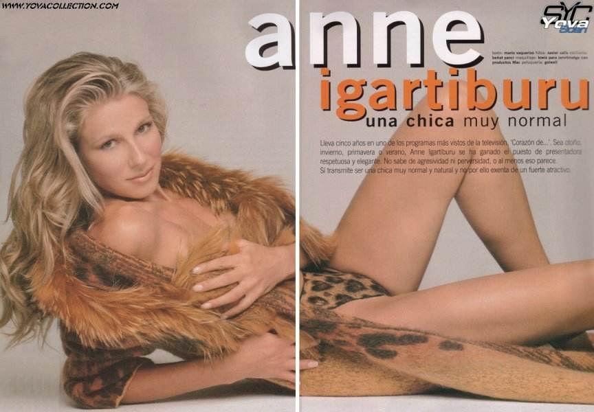 Anne Igartiburu Desnuda Página 12 Fotos Desnuda Descuido Topless