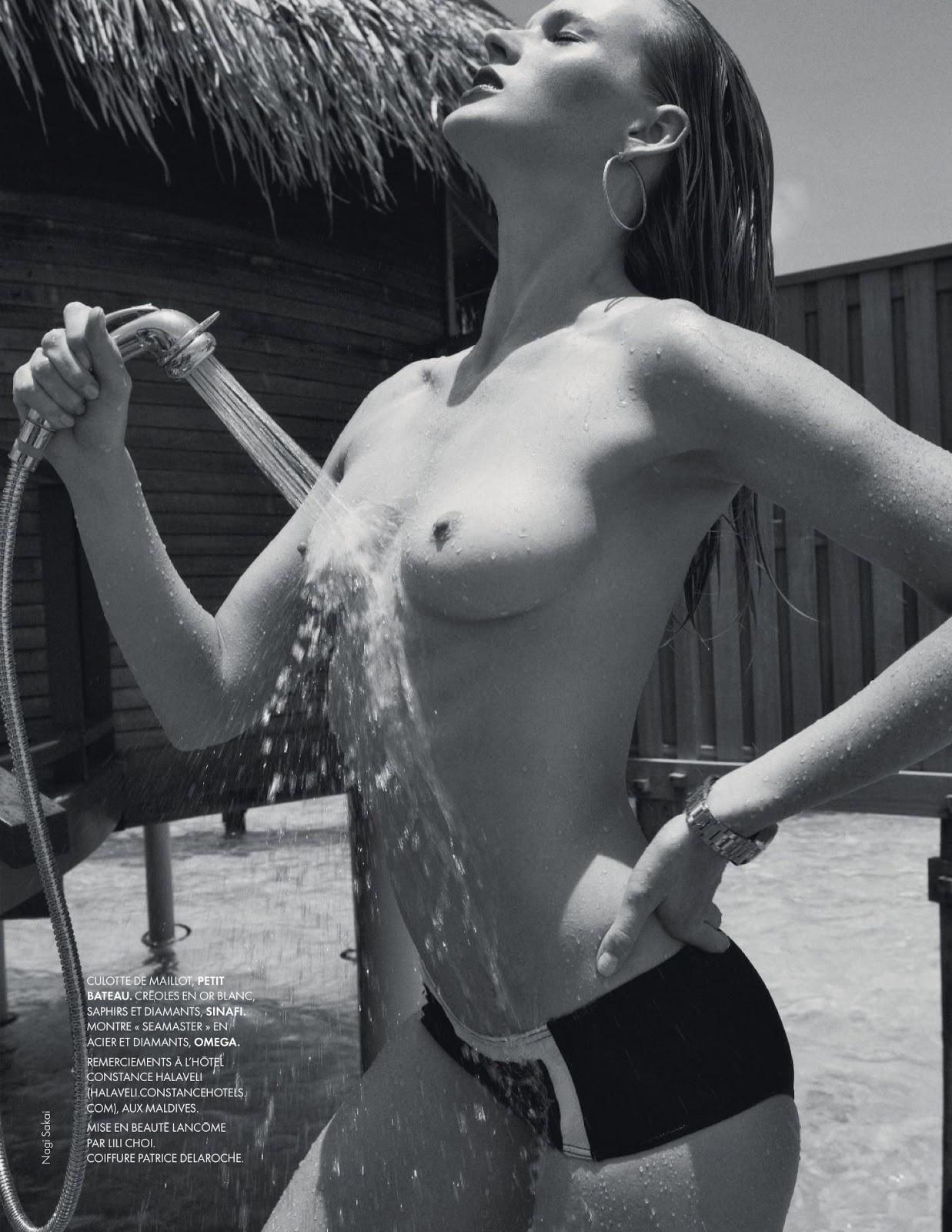 Spanish women naked