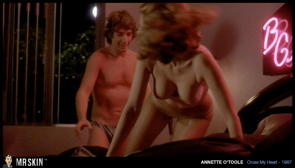 Annette o toole cat people topless 10