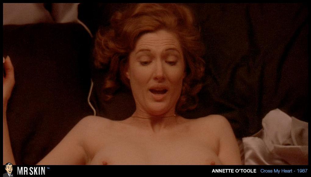 Annette otoole Nacktszene