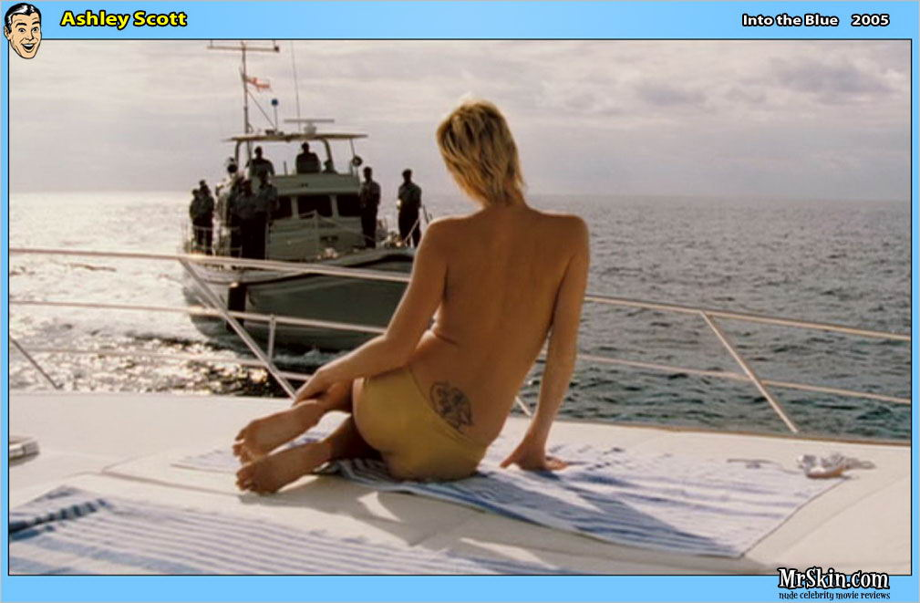 Ashley Scott Nude In Walking Tall