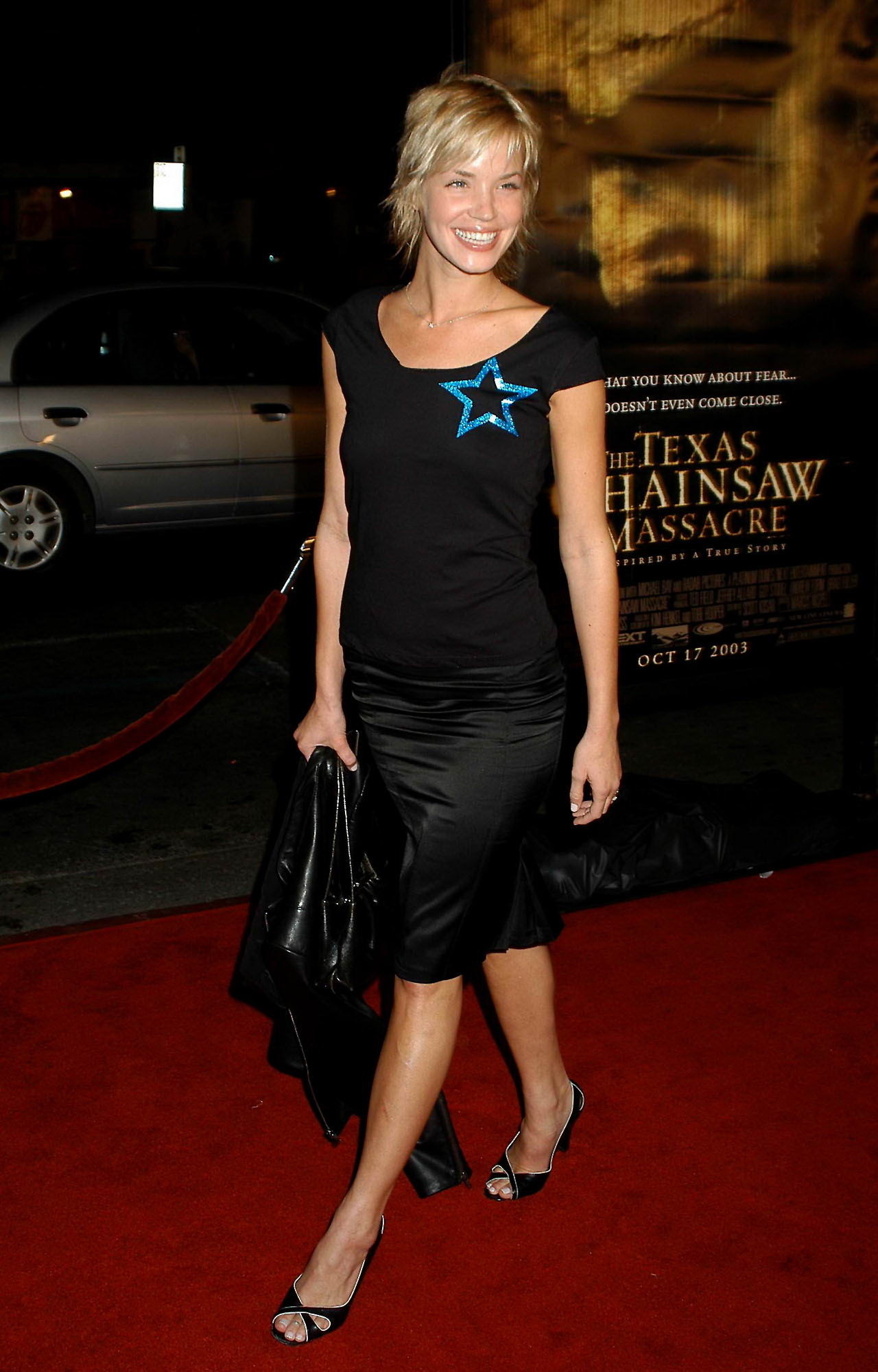top celebrity: Ashley Scott