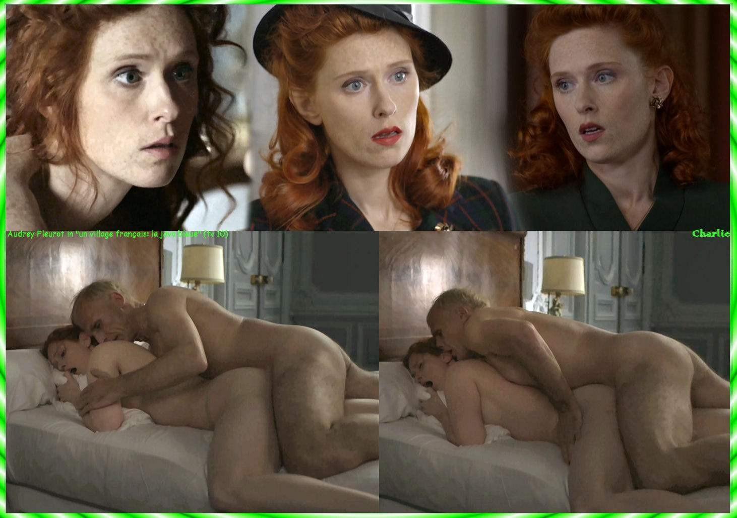Audrey Fleurot Nude
