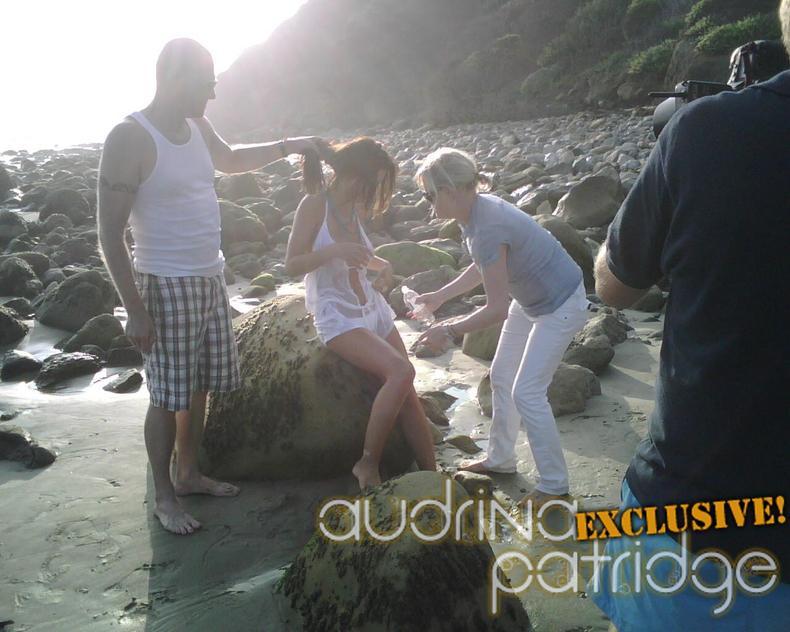 Audrina Patridge desnuda - Fotos y Vídeos -