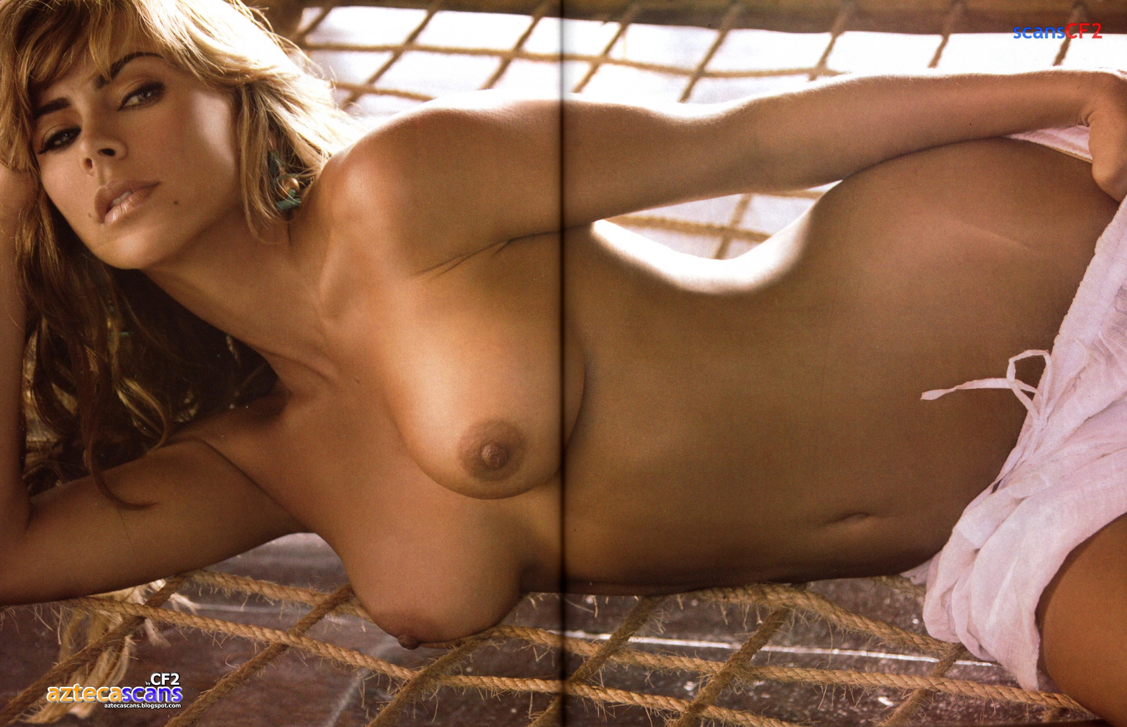 Naked pics of aylin mujica images 403