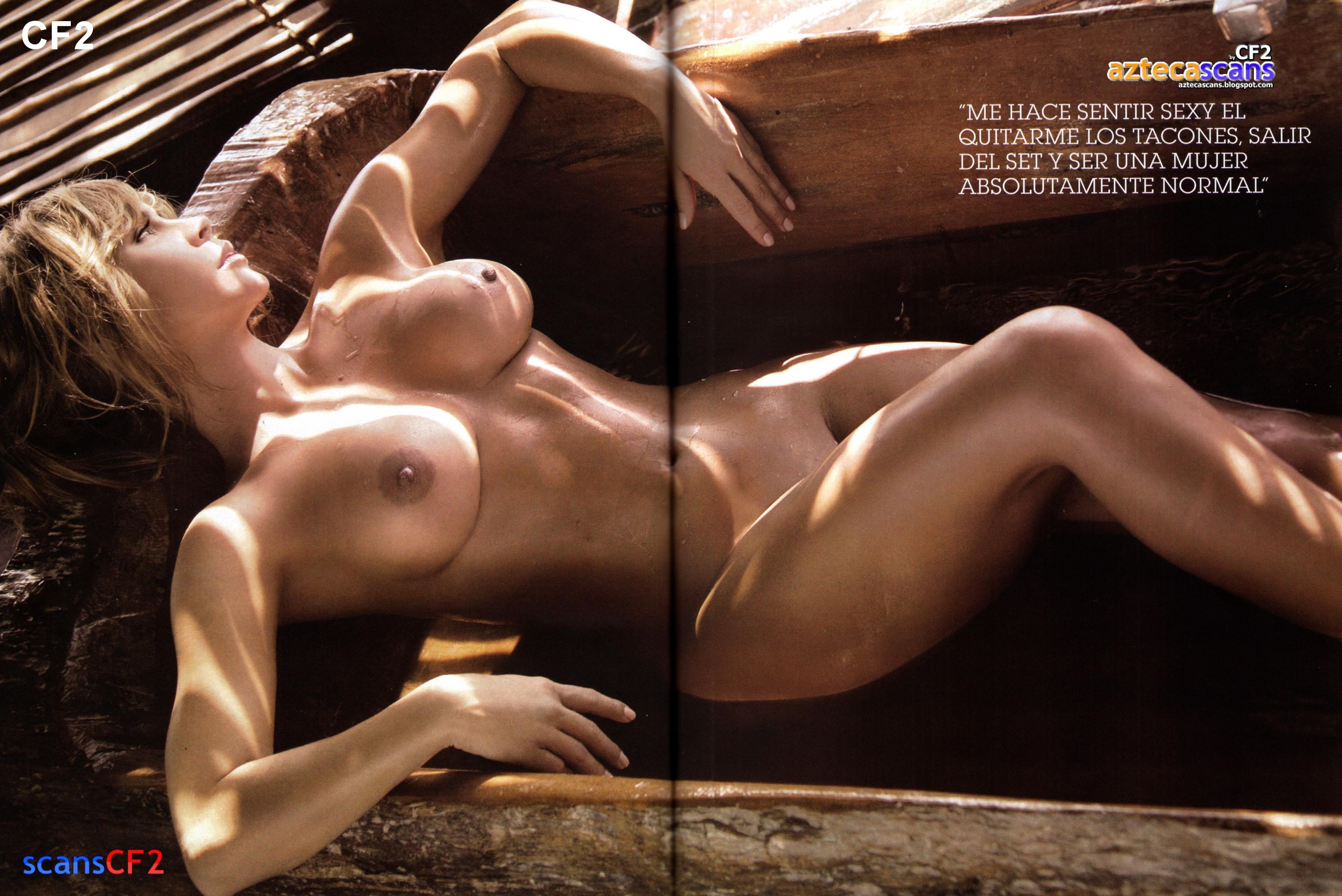 Naked pics of aylin mujica — pic 6