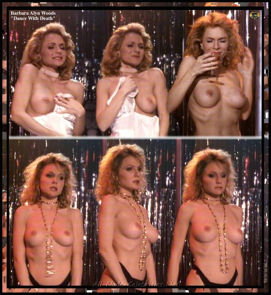 Barbara alyn woods pussy in inside out — pic 9
