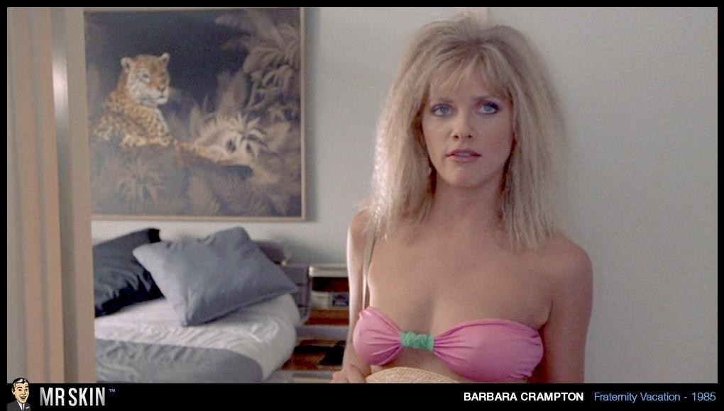 Barbara Crampton  nackt