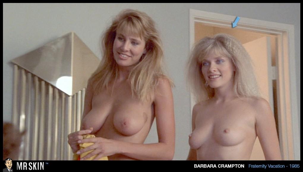 Nackt Barbara Crampton  Nude Celebrity