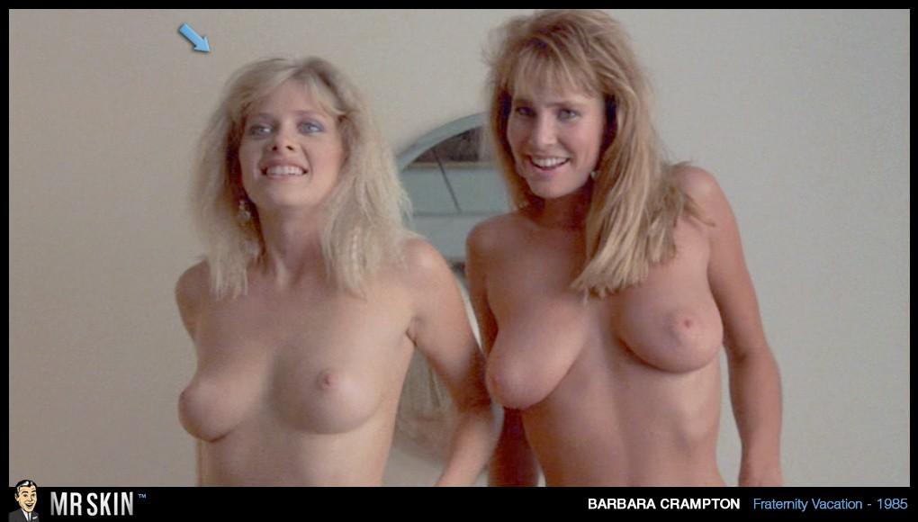 Barbara Crampton Body Double Body Double Beautiful Celebrity Sexy Nude Scene