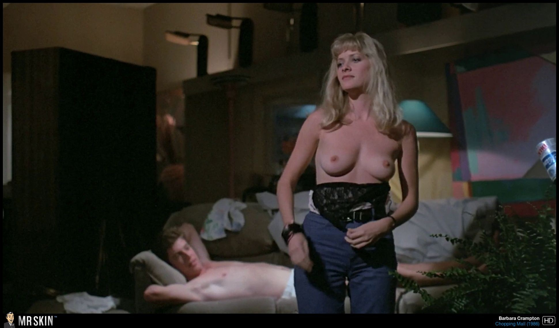 Barbara hershey nude the entity - 1 part 9