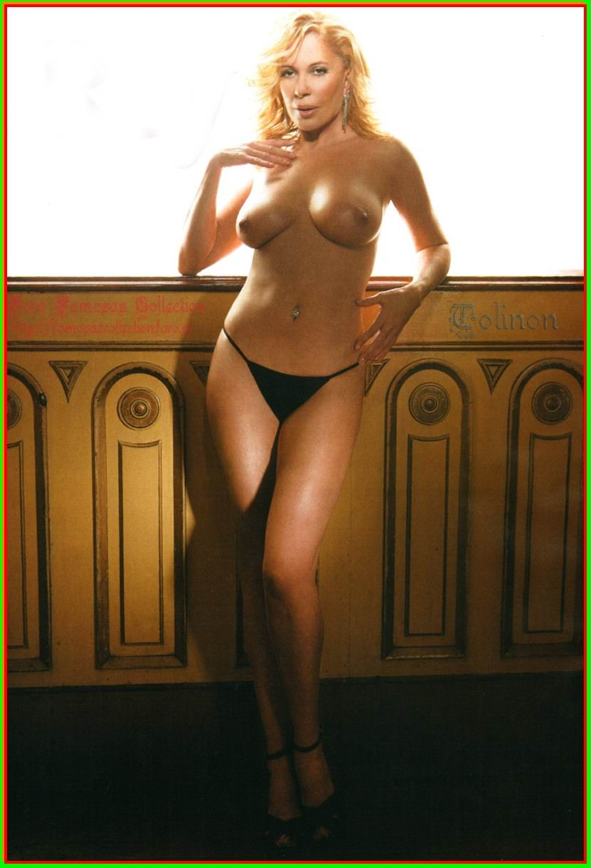Barbara Rey Porno bárbara rey nude naked pics and videos imperiodefamosas