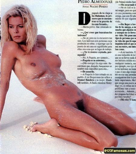 Desnudo con tacones en el monte - 1 3