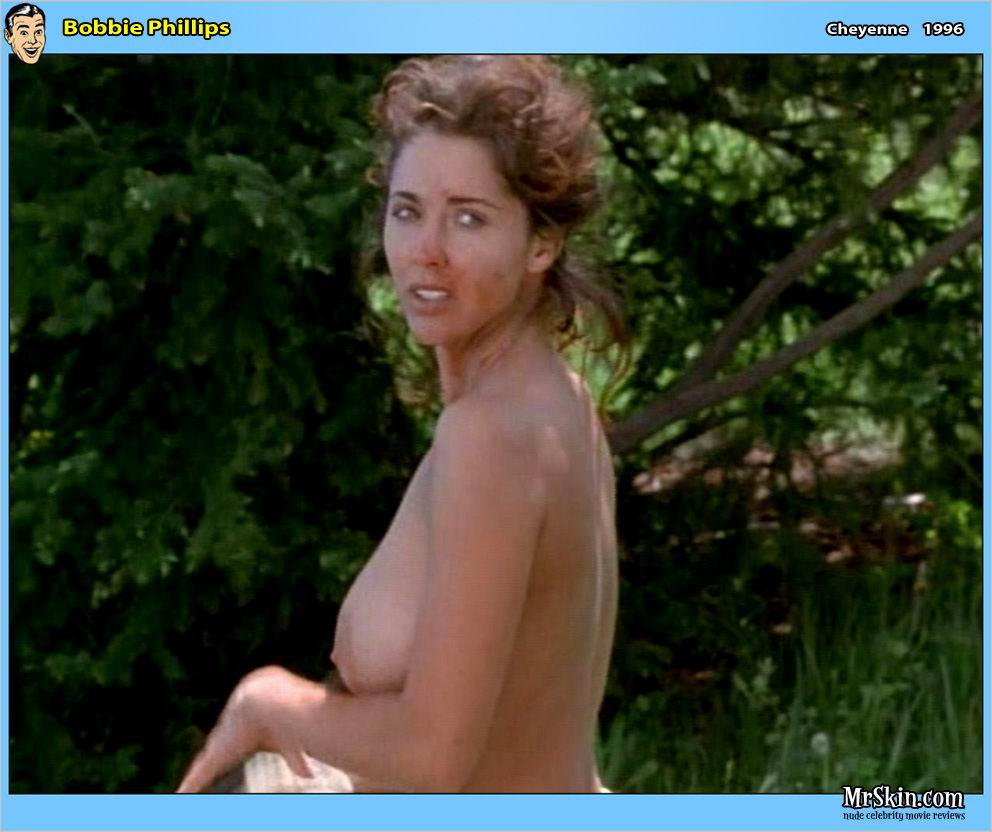 Bobbie phillips nude, naked
