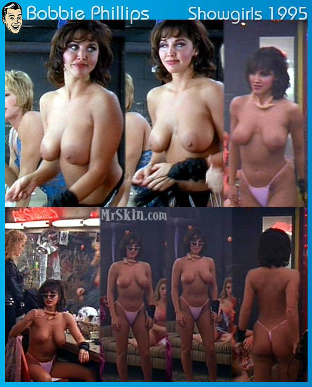 Bobbie phillips nude photos and pics