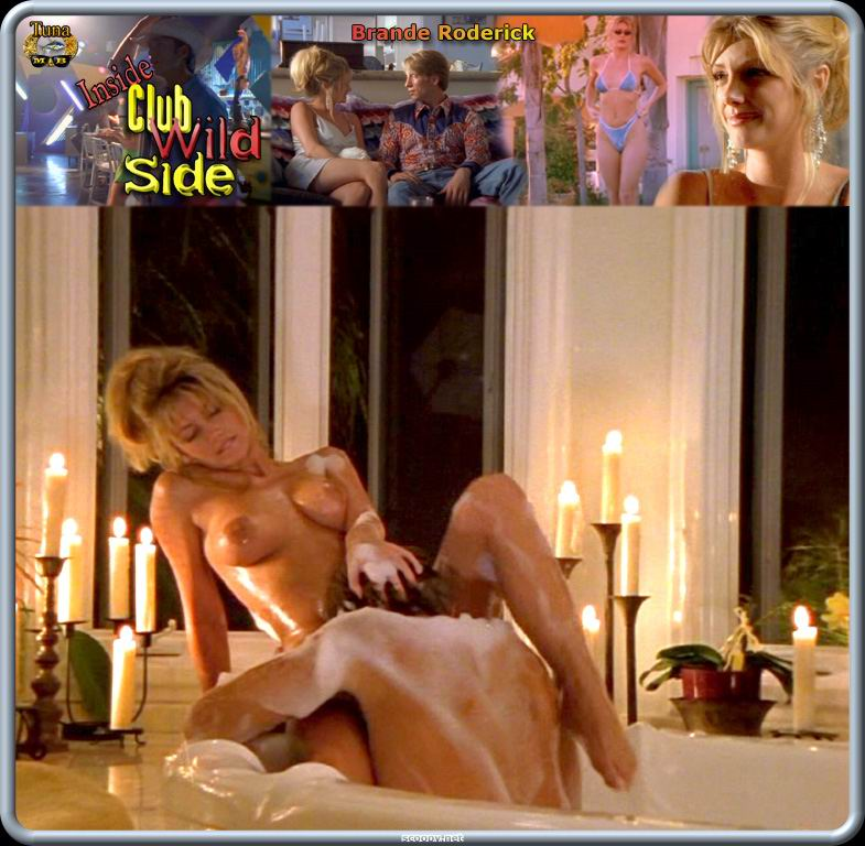 Brande Roderick desnuda - Fotos y Vídeos -