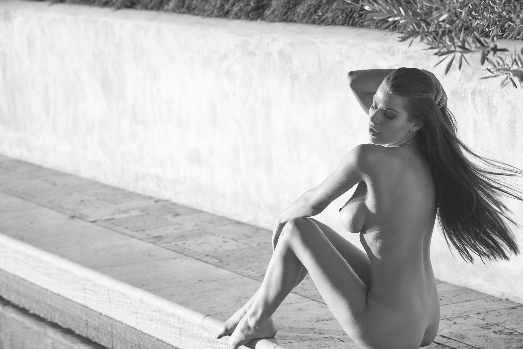 New savings on nude gemstone embroidered bikini